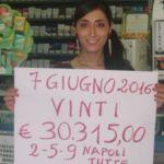 Una pensionata di Montale (Pistoia) gioca per la prima volta al Lotto e azzecca un terno sulla ruota di Napoli. La neofita del Lotto ha vinto…