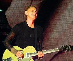 Martin Gore of Depeche Mode
