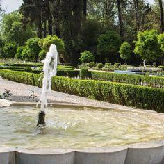 Jnane Sbil #garden in #Fez #Fes #maroc #Morocco #jardin #fountain #travel #voyage #magazine #ipad #nowmaroc