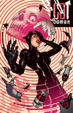 Just Say AH! :: Catwoman Covers :: Catwoman #76
