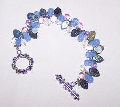 The New Blue Bracelet by desertdogmama, via Flickr  inspiration