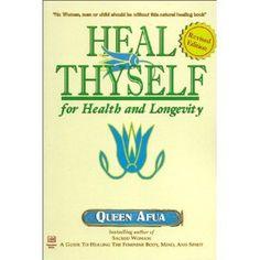 #QueenAfua #Healthyself