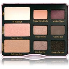 Too Faced Boudoir Eyes Eyeshadow Palette 9 Colors -- You can get more details by clicking on the image.