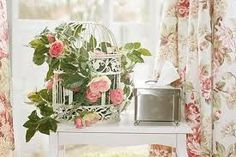 Image result for country style cottage curtains