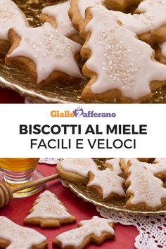 Christmas Biscuits, Christmas Treats, Xmas Cookies, Gingerbread Cookies, Biscotti Cookies, Special Recipes, Creative Food, Cupcake Cakes, Sweet Tooth