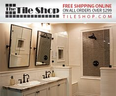 The Tile Shop, Free Online Shipping On Orders Over $299