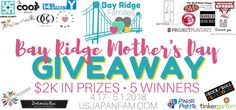 Bay Ridge Mothers' Day Giveaway by Bay Ridge Families
