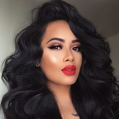 top 10 celebrity human hair wigs – My hair and beauty Flawless Makeup, Beauty Makeup, Hair Beauty, Mua Makeup, Airbrush Makeup, Makeup Kit, Makeup Brushes, Face Makeup, Pretty Hairstyles