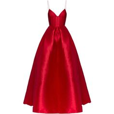Alder Italian Silk Gown | Moda Operandi ($1,860) ❤ liked on Polyvore featuring dresses, gowns and alex perry