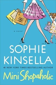 MINI SHOPAHOLIC by Sophie Kinsella    *Got a copy from myChi as his going-away gift for me (he knows I've been collecting the Shopaholic series books). I have my fair share of not-so-sunny-days and chick lits are included in my personal survival kit =) oh...and aren't those pretty cover colors enough to lift one's mood?