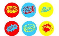 Free+Printable+Superhero+Labels