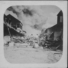 Epidemics: Bubonic Plague 1900