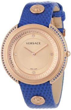 Versace Women's VA7080013 Thea Gold Ion-Plated Stainless Steel Blue Sapphires Lizard Pattern Leather Strap Watch Versace,http://www.amazon.com/dp/B00CPKOWWA/ref=cm_sw_r_pi_dp_9-Nzsb157NDEWS5E