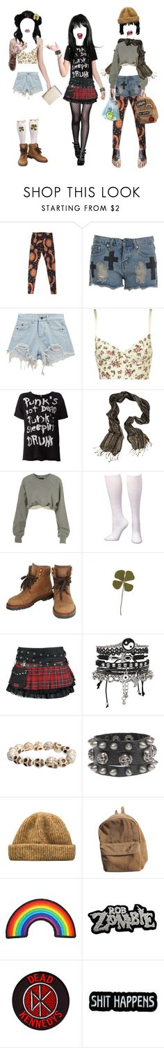 """""""The Good, The Bad, and The Ugly"""" by apocalyptic-html ❤ liked on Polyvore featuring Chicnova Fashion, R13, Andrew Gn, Ashish, Chanel, ASOS and AX Paris"""