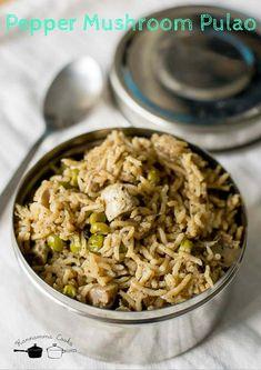 mushroom-pepper-pulao-recipe-1