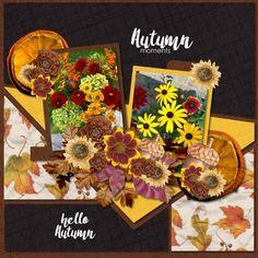 Fall is Here - Scrapbook.com