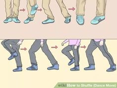 Image titled Shuffle (Dance Move) Step 15