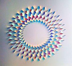 Polychroma – De superbes créations en verre qui jouent avec la lumière