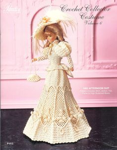 Paradise Publications P013 Crochet Collector Costume by lucysbud, $10.50