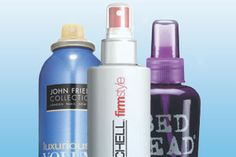 """""""13 Best Hairsprays"""" with reviews"""