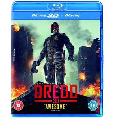 BARGAIN Dredd (Blu-ray 3D + Blu-ray) JUST £6 At Amazon - Gratisfaction UK Bargains #bargains #dredd