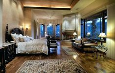 Image result for mediterranean bedrooms