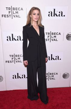 At the 2015 Tribeca Film Festival Premiere of The Adderall Diaries on April 16, 2015.