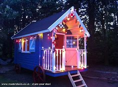 Shedworking: Bostin Betty wins garden office category of Shed of the Year