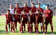 Mi Vinotinto.. Grande Venezuela.. Rumbo al mundial Brasil 2014