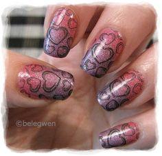 Nail Art by Belegwen: Über-söpikset