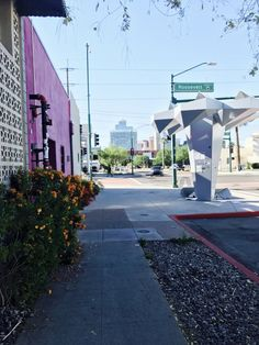 Downtown Phoenix, AZ I Roosevelt St I Adventure In Your Own City