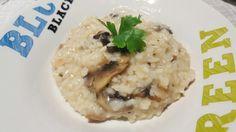 Il mio risotto ai funghi porcini
