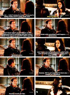 "Jake and Amy, Brooklyn Nine Nine.""I wish something could happen between us...Romatic stylez."" <3"