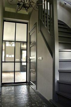 Entry Hallway, Types Of Doors, Steel Doors, House Goals, Ikea, Interior Design Living Room, Interior Inspiration, Sweet Home, New Homes