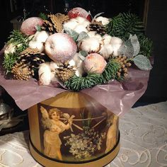 Дарите любимым Рождественское настроение, сделайте их день теплее и ярче…