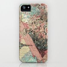 PIECES OF ME Shabby Chic Pink iPhone 4 4S 5 5S 5C by EbiEmporium, $40.00
