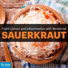Sauerkraut - Dr. Axe