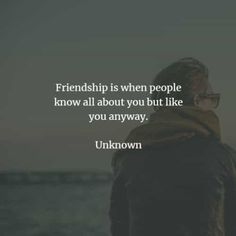 70 Short friendship quotes and sayings for best friends. Here are the best friendship quotes to read that will inspire you. Short Best Friend Quotes, Short Friendship Quotes, Bond, Sayings, Reading, Lyrics, Word Reading, Cute Friendship Quotes, Reading Books
