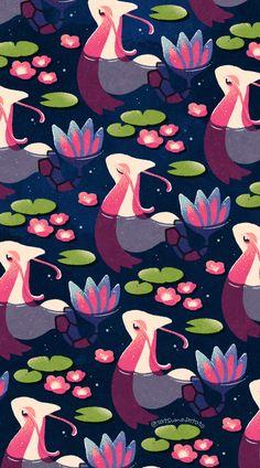 """芋子 on Twitter: """"ミロカロスさま🌸海より湖にいるイメージが強い… """" Pokemon Backgrounds, Cool Pokemon Wallpapers, Cute Pokemon Wallpaper, Cute Patterns Wallpaper, Cute Backgrounds, Kawaii Wallpaper, Wallpaper Iphone Cute, Cute Cartoon Wallpapers, Wallpaper Backgrounds"""