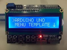 While working on a new Instructable (coming soon) I had decided to use an Arduino Uno with an LCD/button shield I purchased off of AliExpress. It's a knockoff of the...