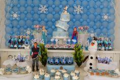 Encontrando Ideias: Tema Frozen
