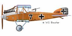 Albatros C.X  - 1917