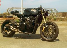 Manx Cat Motosport: TRIUMPH T301 SPEED TRIPLE RULESHAKER