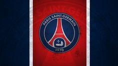 PSG Paris Saint Germain Logo Wallpaper