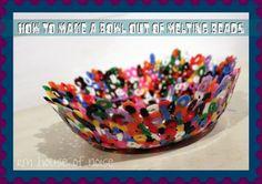 melting bead bowl