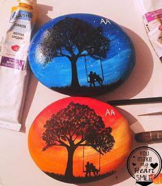 Günü O'nunla başlayıb, O'nunla bitiren'lere özel 💑🙂 (Love&Morning&Night) #vsco #vscobaku #vscoart #vscoazerbaijan #artshelp #drawing #stoneart #stonepainting #taşboyama #tasboyama #aztagram #art #painting #vscoturkey #vscoukraine #vscorussia #vscoartist #morningnight #mydrawing #handmade #stone #love