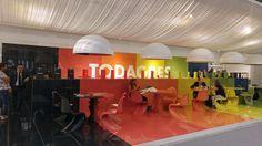 Todagres likes colors!  We like too.  #MCaroundCersaie