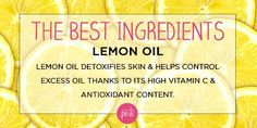 Ingredient fact of the day! You can find lemon oil in many of our products.  https://amandalowe.po.sh #posh #essentialoils #detox #skin #loveyourself #treatyourself #pamper #lemon #antioxidants #allnatural #crueltyfree