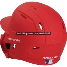 [열혈야구 야구용품] 롤링스 검투사 일체형 헬멧 출시~~더 안전하게~~ Rawling Mach EXT Flap Batting Helmet : 네이버 블로그 Baseball Helmet, Bicycle Helmet, Sports, Hs Sports, Cycling Helmet, Sport