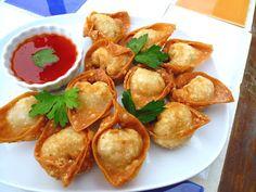 My Kitchen Snippets: Crispy Fried Wanton